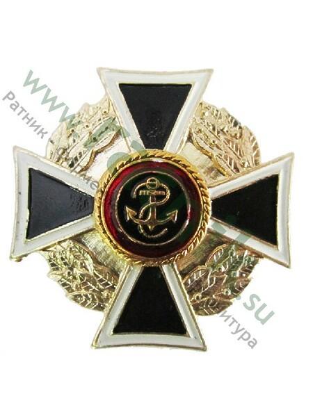 Значок (крест на венке)Морская пехота арт.М  (арт. 1037)