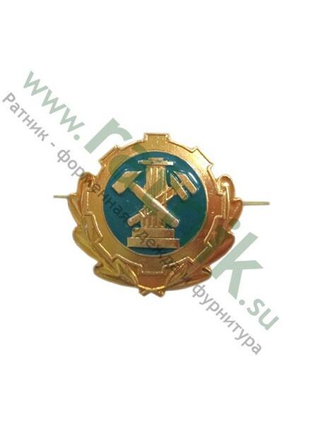 Эмблема петличная Гостехнадзор 40*40 (арт. 6359)