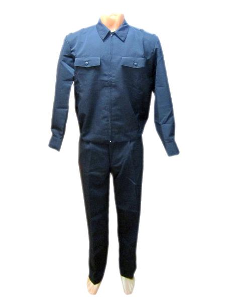 Костюм форменный Полиция, цв.синий (куртка, брюки) (шерсть 70%, лайкра 4%, п/э 26%)) (арт. 6573)