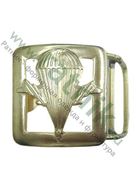 Бляха ВДВ дембельская с просечками, латунь. (арт. 6701)