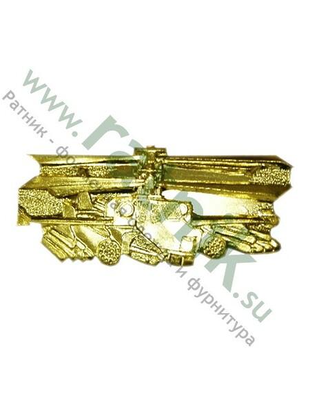 """Значок """"Вертолет"""",тяж. (арт. 688)"""