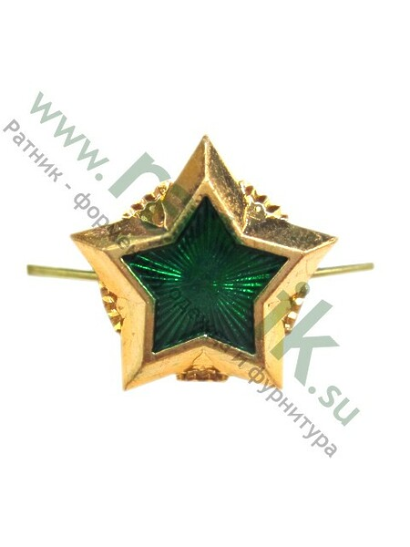 Звезда 20мм ФССП (арт. 9345)
