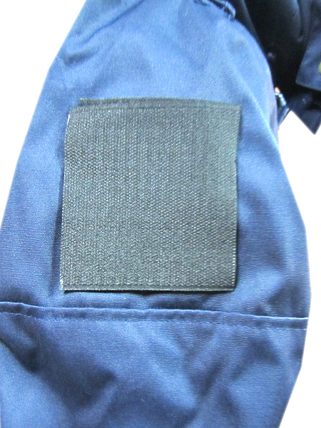 Куртка демисезонная офисная МО (аляска) цв.синий (арт. 9948)